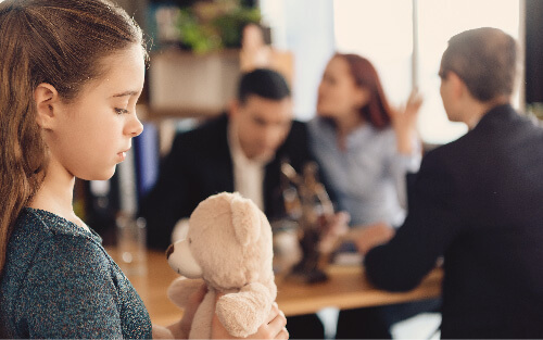 Scheidings mediation helpt u bij het scheiding met kinderen
